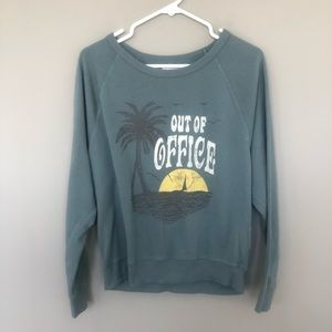 Grayson Threads Out of Office Sweatshirt XS